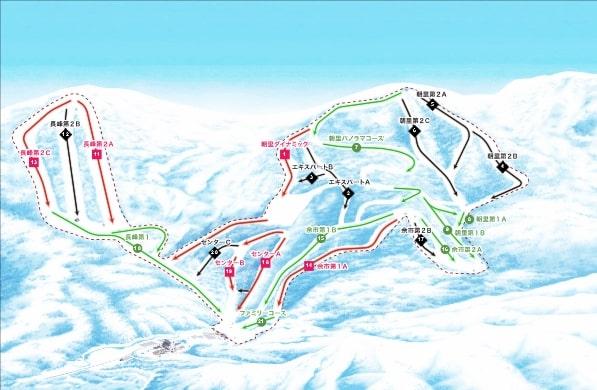 年末年始 北海道のスキー場おすすめ キロロ 格安 スキーツアー