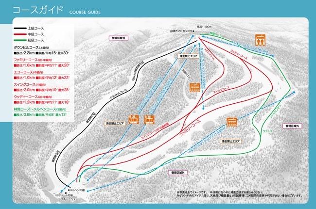 年末年始 北海道のスキー場 おすすめ 札幌国際 格安 スキーツアー