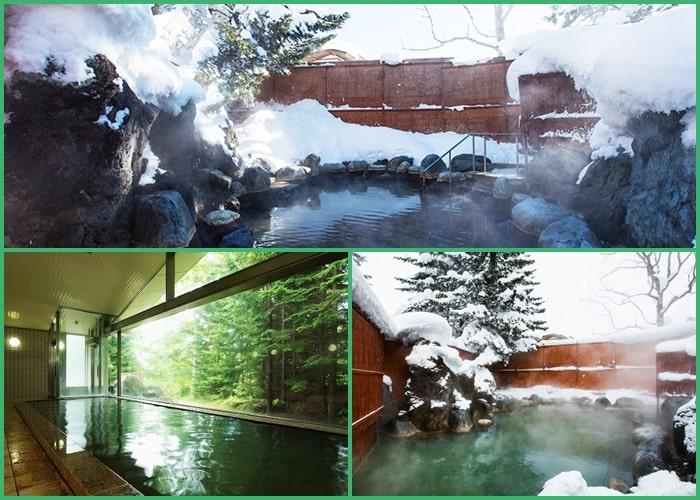 グリーンリーフホテル ニセコ 温泉 露天風呂 口コミ&レビュー