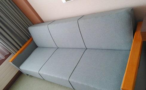 ニセコスキー場 ノーザンリゾート・アンヌプリ ホテル お部屋 ソファー 口コミ