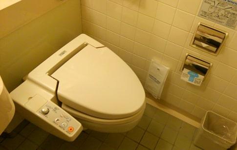 ニセコスキー場 ノーザンリゾート・アンヌプリ ホテル お部屋 トイレ