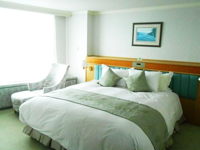 ルスツリゾート ウェスティンホテル 部屋 口コミ ベッド ブログ スキー場 寝室 ゲレンデ