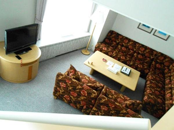 ルスツリゾート ウェスティンホテル 客室 ソファー 口コミ ブログ スキー場 寝室 アクセス ゲレンデ