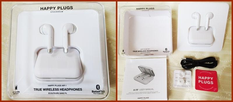 スキー スノボ イヤホン HAPPY PLUGS AIR1 airpods 音楽 口コミ 付属品 ワイヤレス 充電
