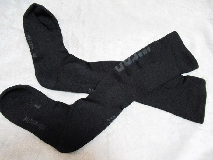 スノボ スノーボード 薄手  着圧靴下 CEP 高級 疲労 効果