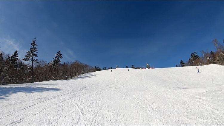 富良野スキー場 リフト券 晴天 積雪 スピースコース 口コミ ツアー アクセス