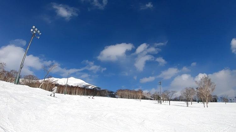 ニセコスキー場 初級者コース 天気 全山リフト券 ホテル