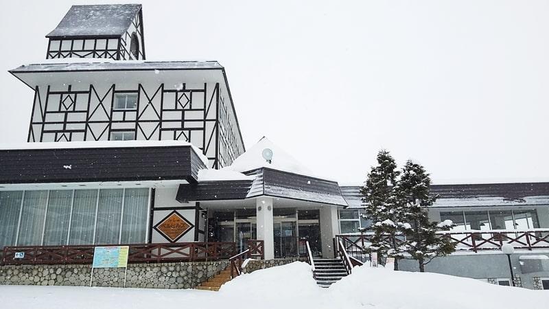 ホテル「ベルヒルズ」富良野スキー場 おすすめホテル,ペンション,安い,温泉