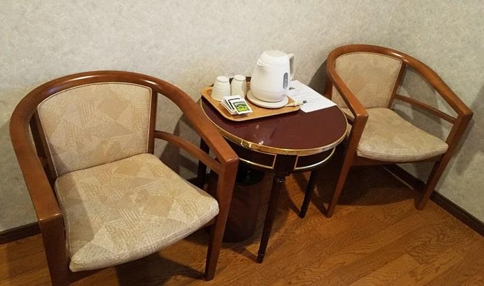 丸沼高原スキー場 リージェントハウス 部屋 ポット 宿泊 ホテル ペンション おすすめ