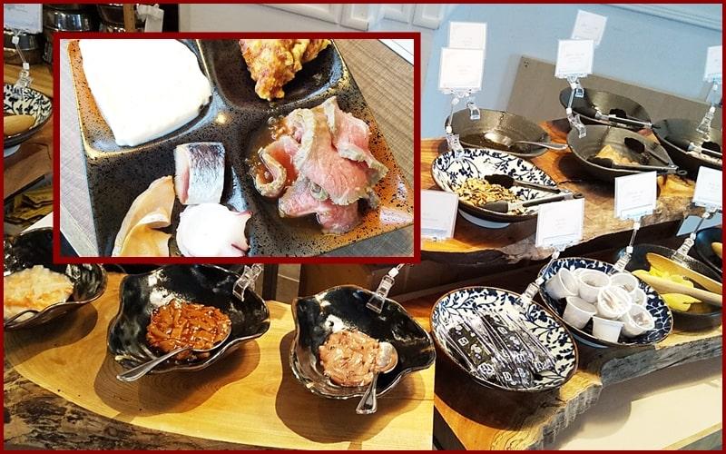 リゾナーレトマム 朝食,おすすめ,星野リゾート,料金,口コミ,予約,景色,漬物