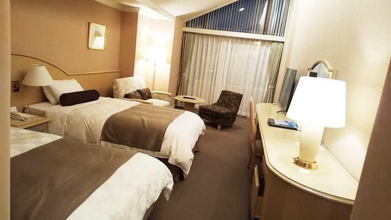 ルスツリゾート ホテル 部屋,スキー場,ノース&サウスウイング,口コミ,