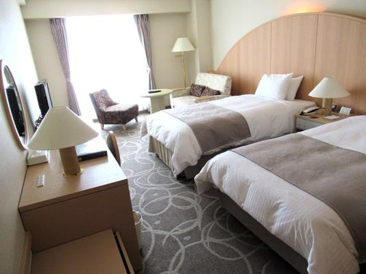 ルスツリゾート ホテル&コンベンション,スキー場,ノース&サウスウイング,口コミ,部屋