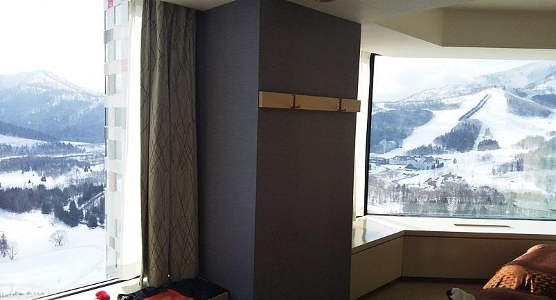 星野リゾートトマム,ホテル,ザ・タワー,北海道,部屋,宿泊,予約,景色